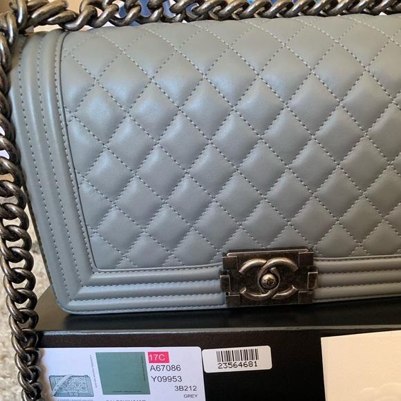CHANEL Handbags - Chanel boy